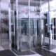 Commercial elevator design