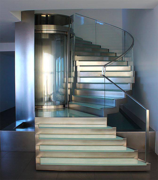Custom elevator manufacturing company
