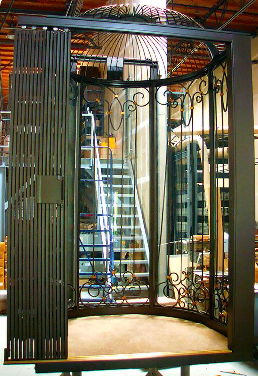 Birdcage home lift manufacturer