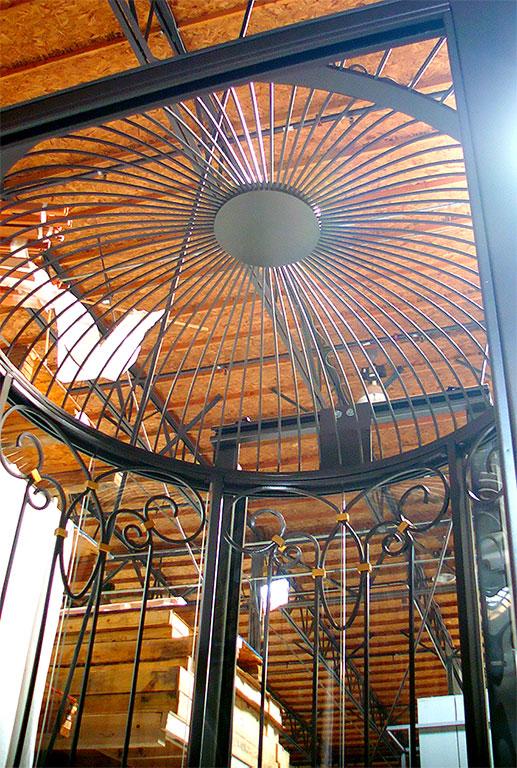 Birdcage lift manufacturer