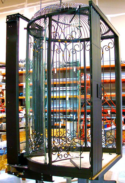 Birdcage lifts manufacturer