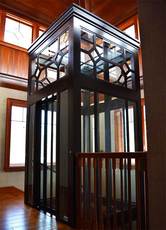 Classic elevator factory