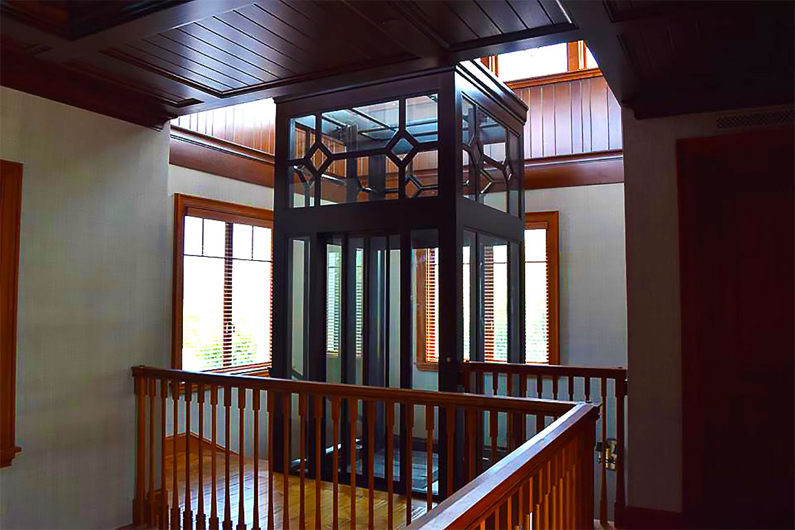 Classic home lift manufacturer