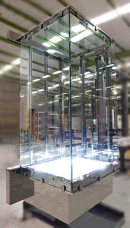 Full Glass elevator