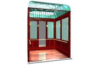 Birdcage Elevator 3D