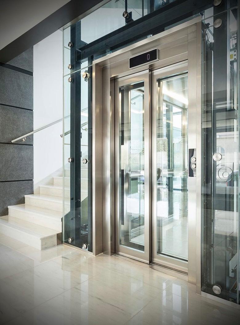 Luxury home elevator